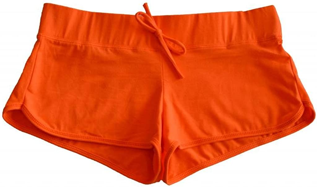 Women's excellence Beachwear Athletic Cotton Sales of SALE items from new works Shorty M Shorts - Small XL