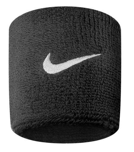Nike Swoosh Wristband Schwarz Bild