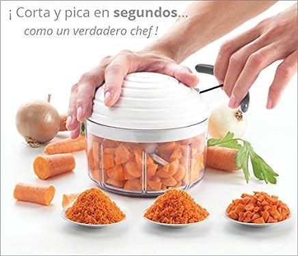 Amazon.es: 4 estrellas y más - Trituradoras para la verdura ...