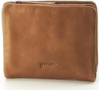 ゲンテン(genten) Gソフト ファスナー財布