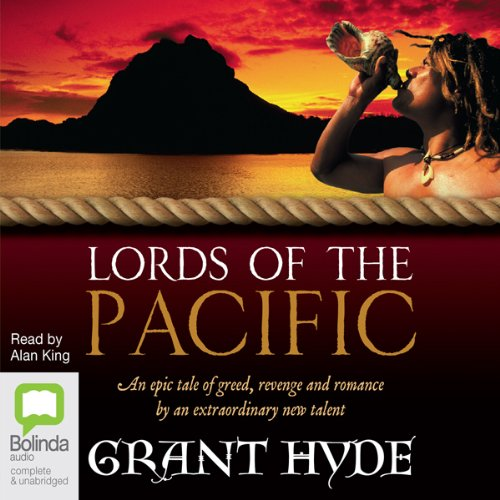 Lords of the Pacific cover art