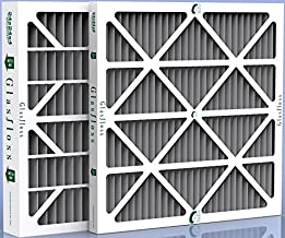 """product image for Santa Fe Classic 16 x 20 x 2"""" Carbon Odor Control Filters - 12 pack"""