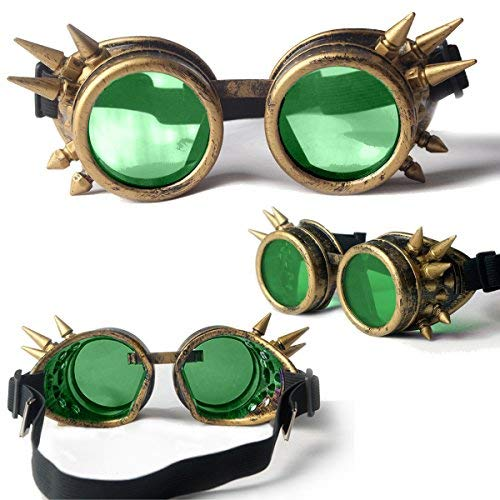 steampunk goggles for women
