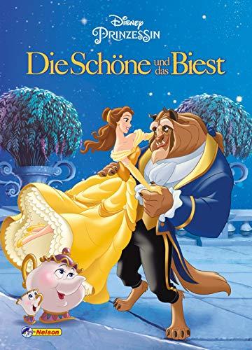 Disney Prinzessin: Die Schöne und das Biest - Das Buch zum Film: Vorlesegeschichten ab 3 Jahren