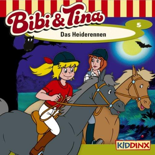 Das Heiderennen (Bibi und Tina 5) audiobook cover art