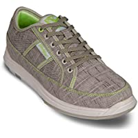 KR Strikeforce Ivy Lite Grey Lime Women's Bowling Shoes