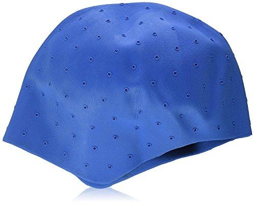 Efalock - Cuffia per ciocche, in gomma, colore: Blu