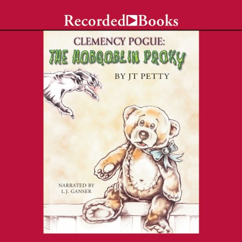 Clemency Pogue audiobook cover art