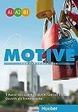 Motive Einbändige Ausgabe: MOTIVE A1-B1 CD-Audio [Lingua tedesca]