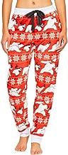 Coca-Cola Women's Coke Bears Minky Fleece Jogger Style Sleep Pants