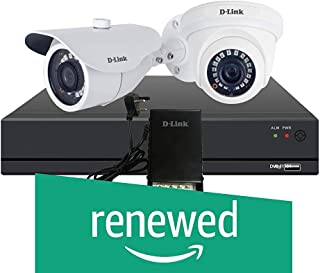 (Renewed) 2MP CCTV Kit