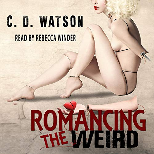 Romancing the Weird  By  cover art