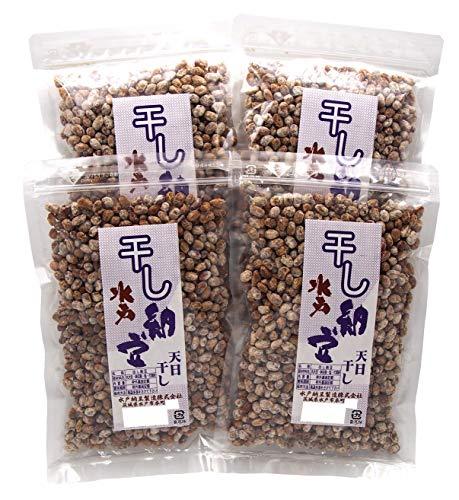 水戸納豆製造 水戸干し納豆 200g入×4個パック[mt-800]