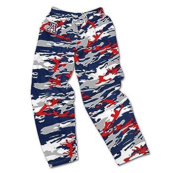 Zubaz NFL Arizona Cardinals Men s Camo Print Team Logo Casual Active Pants X-Large Red/Gray/Black