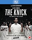 Knick: The Complete First Season (4 Blu-Ray) [Edizione: Regno Unito] [Reino Unido] [Blu-ray]