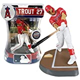 Players Choice Academy TM Mike Trout (Los Angeles Angels) 2020 MLB 6' Figure Imports Dragon