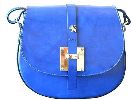 Pratesi Italian Radica Leather Cross Body Satchel Shoulder Bag 11a7c7f7de19e