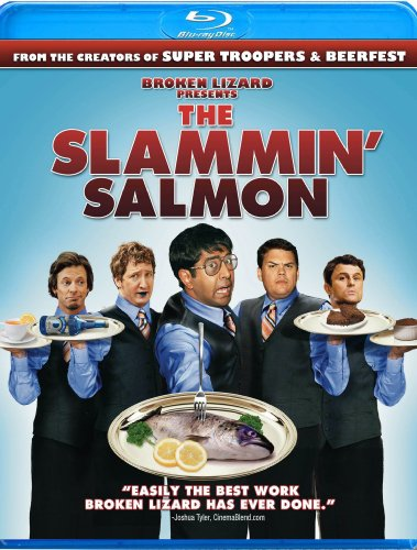 The Slammin' Salmon [Blu-ray]
