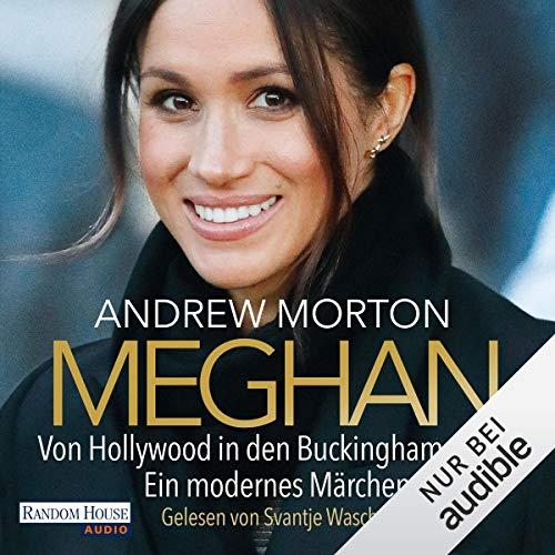 Meghan audiobook cover art