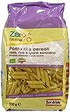 Zer% Glutine Penne ai 3 Cereali - 500 gr, Senza glutine