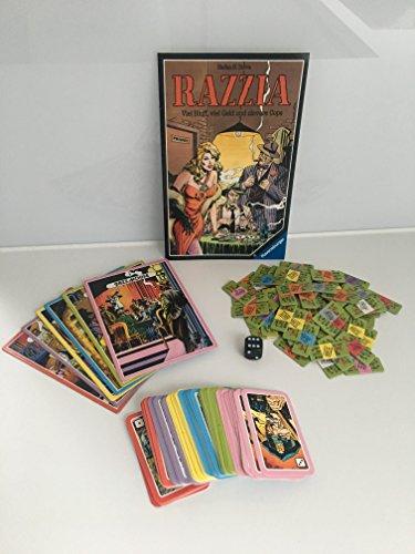 Ravensburger Razzia - Viel Bluff, viel Geld und clevere Cops