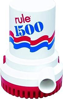Rule Marine Bilge Pump