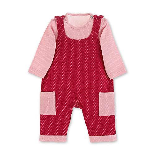 Sterntaler Baby-Mädchen Spieler, Rot (Hellrot 814), 9-12 Monate (Herstellergröße: 80)