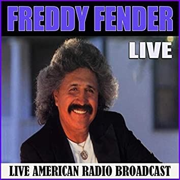Freddy Fender Live (Live)