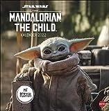 The Mandalorian Broschurkalender 2022 - mit Poster - Star Wars Wandkalender mit Monatskalendarium und viel Platz für Eintragungen - 29,5 x 30 cm (29,5 x 60 cm geöffnet)