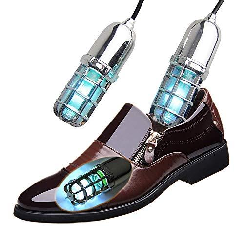 Sterilizzatore UV per scarpe, al 99,9% la sterilizzazione avviene attraverso raggi ultravioletti e ozono, Innovativo disinfettante per scarpe, per una migliore igiene del piede