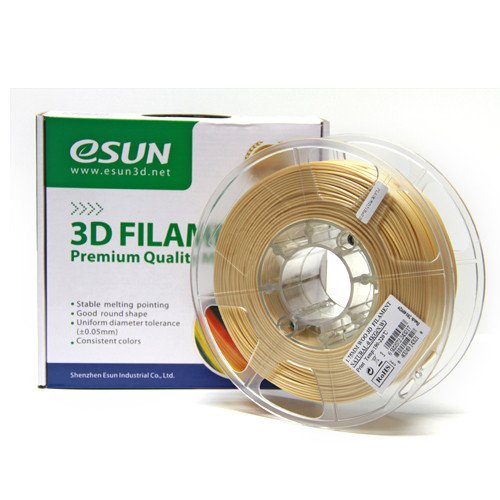 eSun 3D Drucker Filament WOOD 1,75mm 500g HOLZ