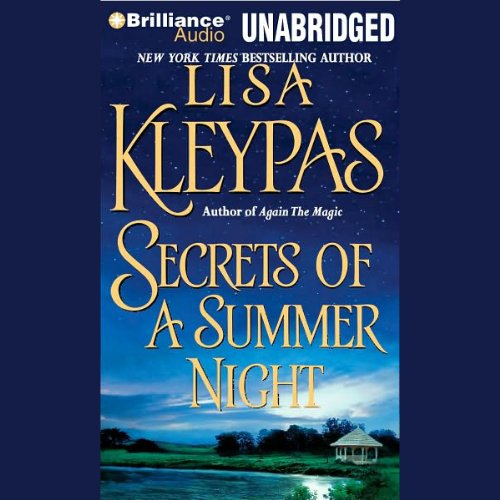 Secrets of a Summer Night audiobook cover art