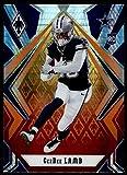 2020 Panini Phoenix Fire Burst #106 CeeDee Lamb Dallas Cowboys (Silver Prizm Refractor) NFL Football Card (RC - Rookie Card) NM-MT. rookie card picture