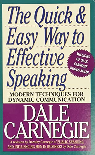 The Quick and Easy Way to Effective Speakingの詳細を見る