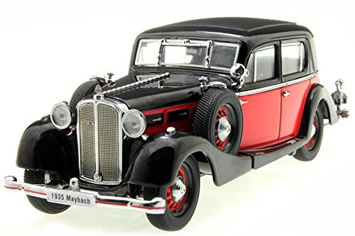 1935 Maybach SW 35, Hard Top, Spohn - 1:43