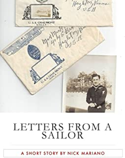 Letters From A Sailor: A Short Story by Nick Mariano