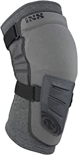 IXS Unisex Trigger Breathable Moisture-Wicking Padded Protective Knee Guard (482-510-9610-009)