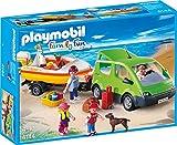 PLAYMOBIL 626667 - Vacaciones Coche Fam +Lancha