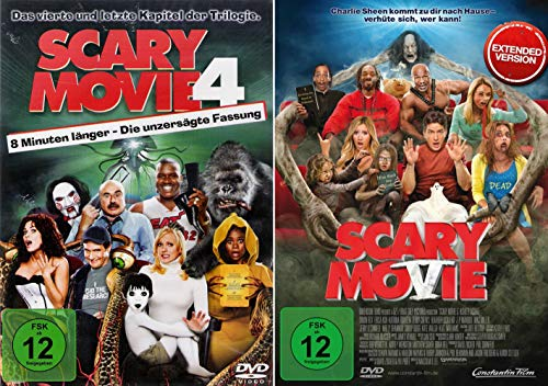 Scary Movie 4 + 5 Duo-Set (Duo-Set)