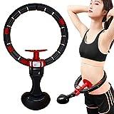 Smart Hula Tire Spinning automáticamente Contando Inteligente Hoola Newee Slimming Aptness Belly Plegable Adecuado para Principiantes Adultos y niños