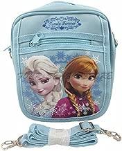 Disney Frozen Queen Elsa Camera Bag Case Little Girl Bag Handbag Licensed - Baby Blue
