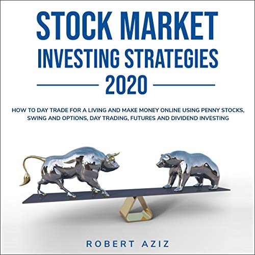 『Stock Market Investing Strategies 2020』のカバーアート