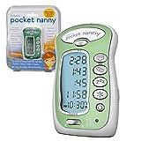 Itzbeen Pocket Nanny Baby Care timer, verde