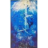 ラッセン のれん タペストリー 壁飾り 間仕切り 目隠し おしゃれ 素敵 85×150cm Lassen FOREVER LOVE
