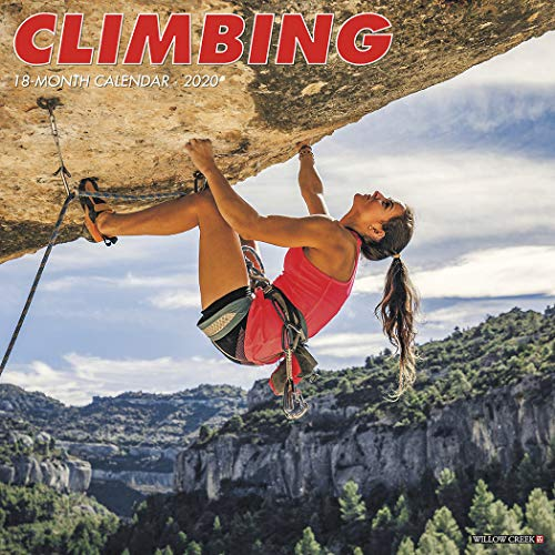 Climbing 2020 Calendar