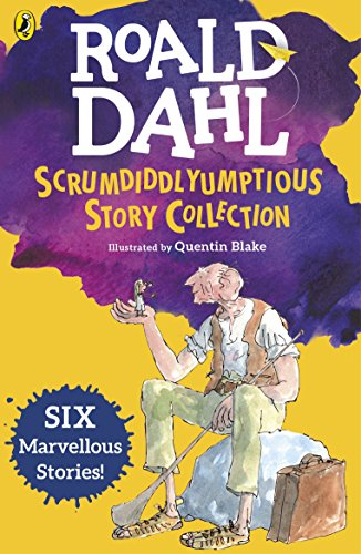 Roald Dahl's Scrumdiddlyumptious Story Collection: Six Marvellous Stories Including The BFG and Five Other Stories (Roald Dahl Box Set) (English Edition)