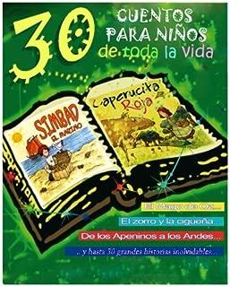 30 cuentos para niños de toda la vida (Spanish Edition)