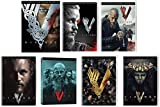 Vikings: The Complete Series Seasons 1-5 DVD Collection