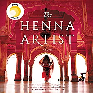 The Henna Artist cover art
