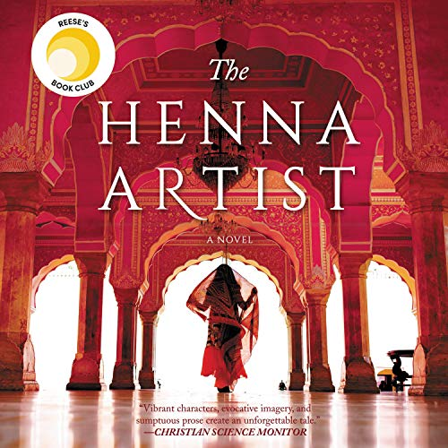 Page de couverture de The Henna Artist